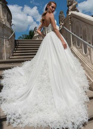 Свадебное платье Dominiss Delayla 2019 + ВИДЕО + Бонусы