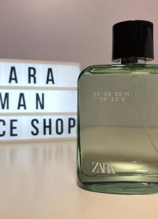 Zara man 45°58′35″n 7°39′32″e духи парфюмерия туалетная вода