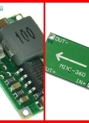 Стабилизатор напряжения для светодиодных ДХО