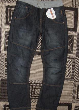 новые джинсы мальчику 10 - 11 лет
