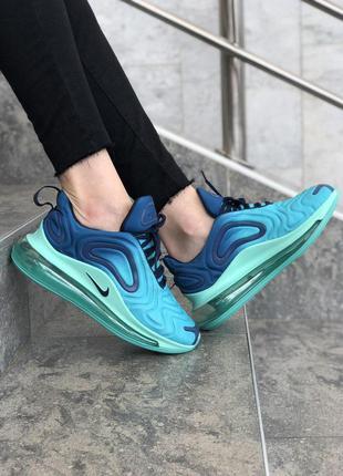 Nike air max dip blue
