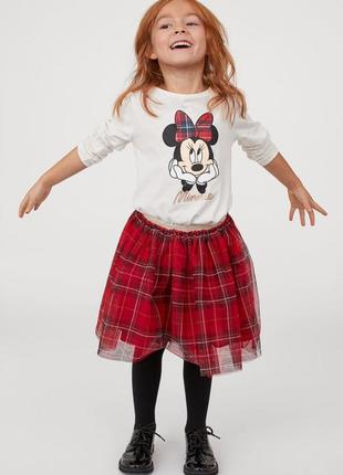 Модный яркий комплект для юной модницы h&m