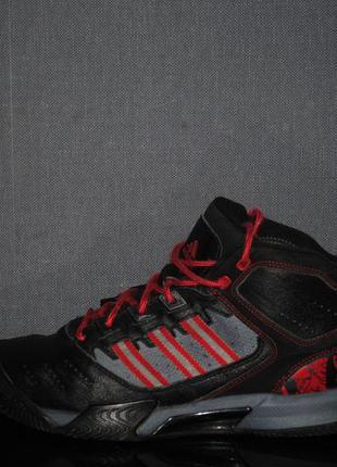 Кроссовки баскетбольные adidas street ball 39 р