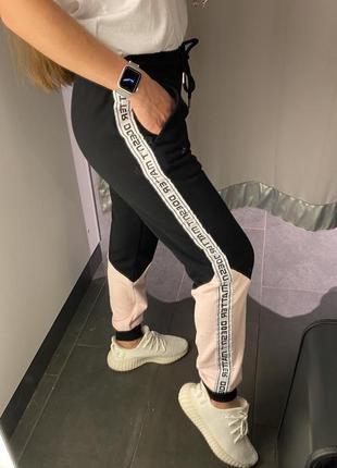 Спортивные штаны джоггеры