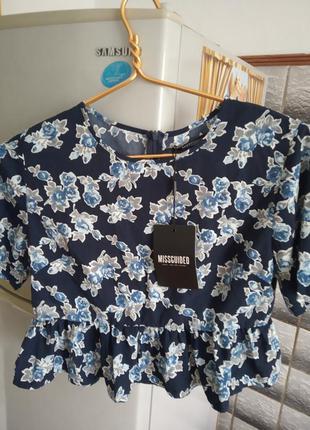 Блуза бренд,новая.