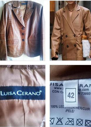 Новый, шикарный трендовый жакет, пиджак, куртка из 100% лайков...