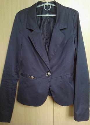 Пиджак школьный 11-13 лет