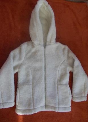 Куртка новая меховая от eluna р. m-l