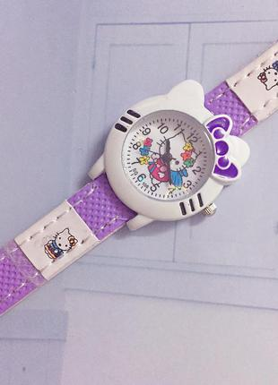 1-108 детские наручные часы hello kitty