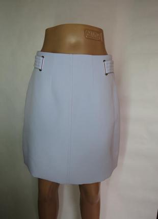 Нежная лавандовая юбка  трапеция от new look