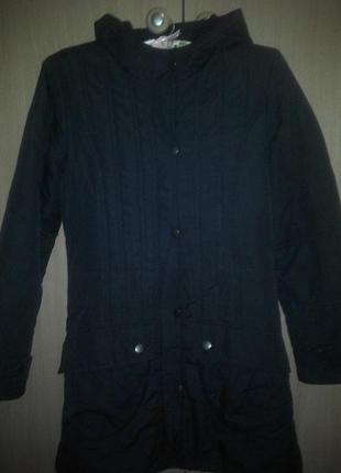 Куртка деми 9-11 лет