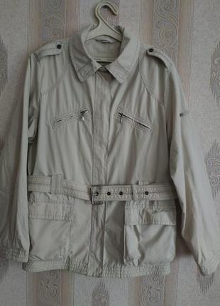 Куртка / ветровка р.48-50