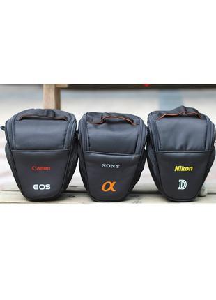 Фото сумка ( чехол ) Sony, Canon, Nikon, фотосумка Сони, Никон...