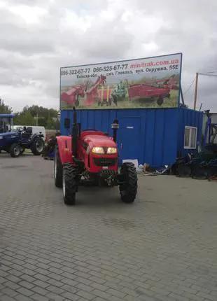 Трактор Lovol Foton-404 (Ловол Фотон-404)