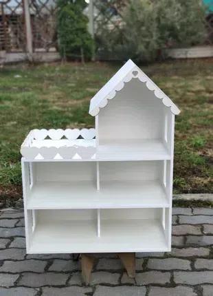 Кукольный домик модель Дженни ляльковий будинок Барби лол