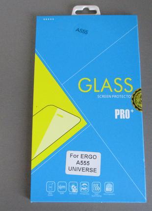 Защитное стекло digi для ERGO A555 Universe