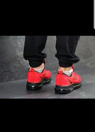 Nike Air max червоні