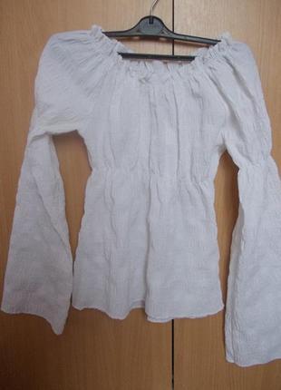 Блуза сжатка р.42-44