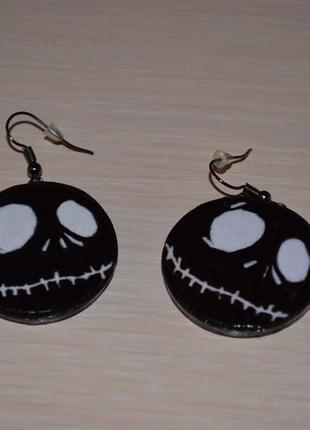 Кульчики хенд мейд (hand made), сережки, серьги, біжутерія, би...