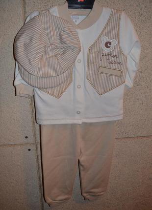 Дитячий костюмчик babush (туреччина)/детский костюмчик (турция)