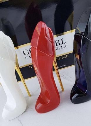 Подарочный набор парфюмерии carolina herrera good girl edp 3 *...