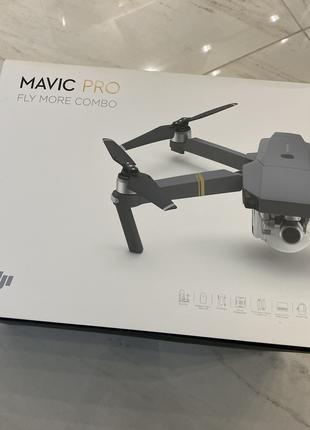 Набор + Dji Mavic Pro Fly More Combo