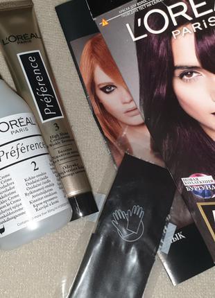 Фарба для волосся L'Oréal Paris Preference відтінок 3.26