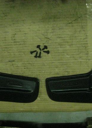 Брызговики на МG550, MG6