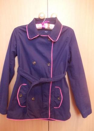 Куртка ветровка на 10-12 лет