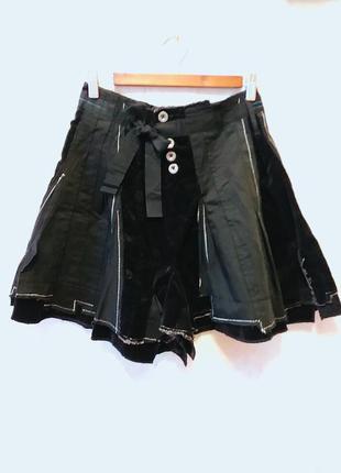 Marithe+francois girbaud дизайнерская юбка s