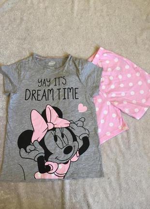 Пижамка для девочки летняя