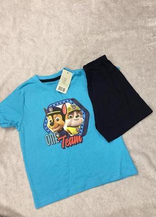 Пижама натуральная для мальчика