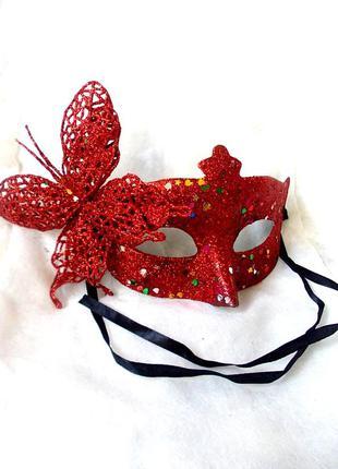 Распродажа sale роскошная карнавальная маска