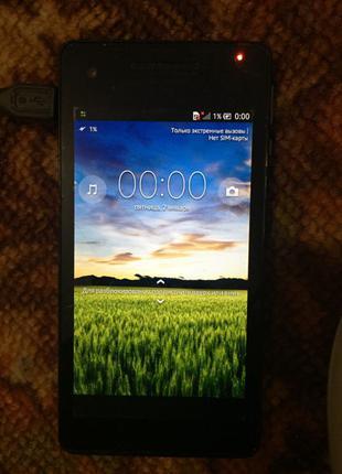 Sony LT25i Xperia V на запчасти