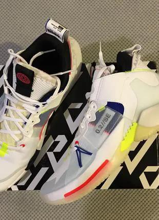 Баскетбольные кроссовки Jordan Why Not Zer0.2 SE AQ3562-100
