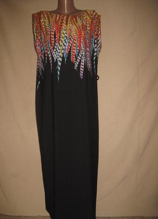 Длинное платье billie&blossom р-р14