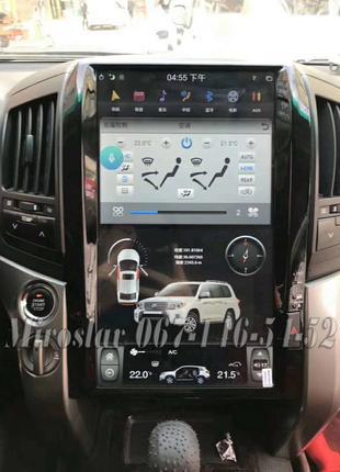 Головное устройство Toyota Land Cruiser 200