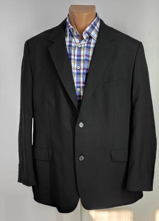 Мужской черный костюм tailorsson размер 56