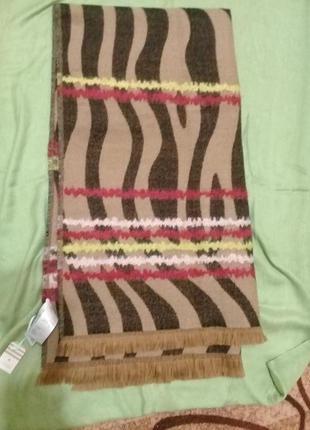 Стильный шарф палантин oasis