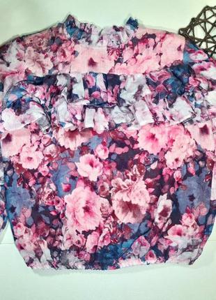 Шикарная блузка для девочки