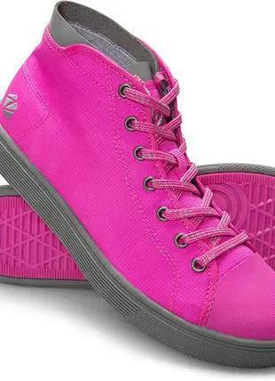 Ботинки Zakti, яркие, 33 размер, 21. 9 по стельке.