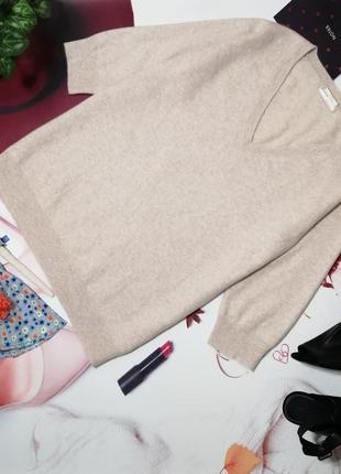 Пуловер george, 100% натуральный кашемир, размер 18/20
