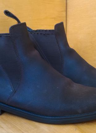Ботинки челси fouganza р-р. 43-й (28 см)