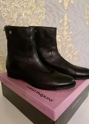 Весенние ботиночки carlo pazolini