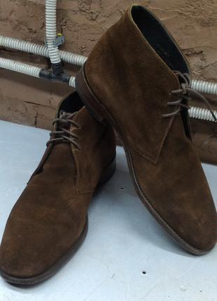 Ботинки чука herring shoes р-р. 42-42.5-й (27-27.5 см)