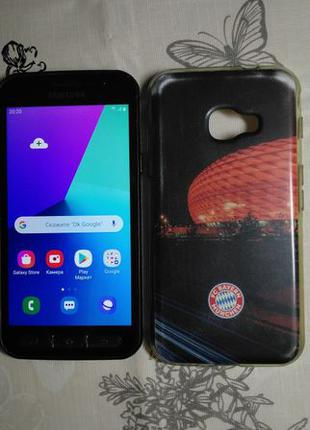 Смартфон Samsung Galaxy Xcover 4