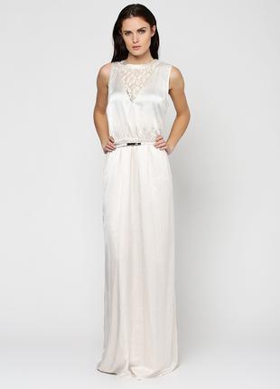 Красивое платье Mango длинное в пол. Размер XL