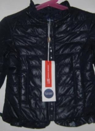 Леккая деми курточка для принцессы италия