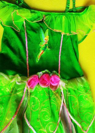 Праздничное платье феи на девочку 9-12 лет
