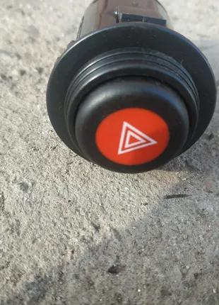 Кнопка аварийки Опель Кадет